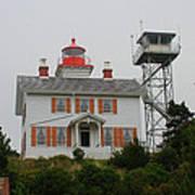 Washington Light House Poster