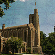 Washington Memorial Chapel Poster