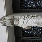 Washington National Cathedral - Washington Dc - 011353 Poster by DC Photographer
