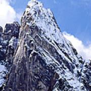 Washington Pass Peak Poster