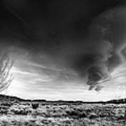 Washoe Clouds Poster