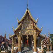Wat Saen Muang Ma Luang Phra Wihan Dthcm0618 Poster