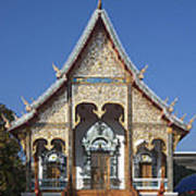 Wat Sri Don Chai Phra Wiharn Dthcm0084 Poster