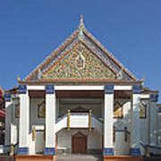 Wat Thewasunthon Preaching Hall Or Sala Kan Prien Dthb1422 Poster