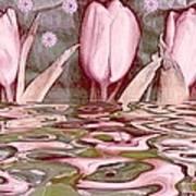 Water Landscape 2 Poster