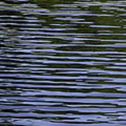 Water Pattern Poster