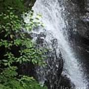 Waterfall Mine Kill State Park New York Poster