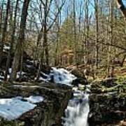Waterfall Rush Poster