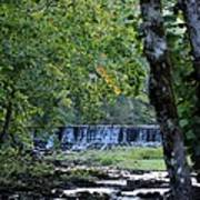 Waterfalls At Dusk 2012 Poster