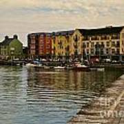 Waterford Waterfront Poster