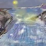 Waterway Rush Poster