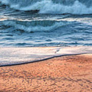 Wave After Wave Poster