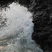 Wave Crash Poster