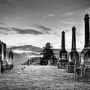 Waynesville Green Hill Cemetery Poster