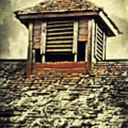 Weathered Cupola Poster