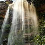 Wentworth Waterfall Blue Mountains Poster