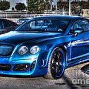 West Coast Bently Cgt Poster