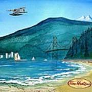 West Coast Dream Poster