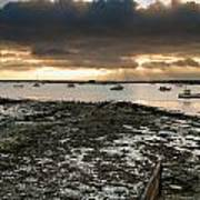 West Mersea View Poster