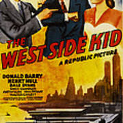 West Side Kid, Us Poster, From Left Don Poster