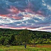 West Virginia Sunset II Poster