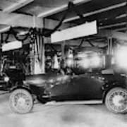 Westcott Automobiles, 1917 Poster