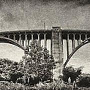 Westinghouse Bridge Pano Poster