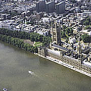 Westminister, London Poster