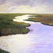 Wetlands Glory Poster