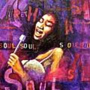 What Is Soul Aretha Poster