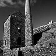 Wheal Coates Engine House Poster