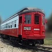 Wheaton Express Poster