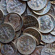 When Dimes Were Made Of Silver Poster