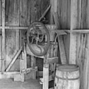 Whiskey Barrel  Poster