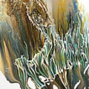 Whisper Poster by Karina Llergo
