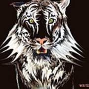 White Tiger 1 Poster