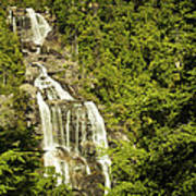 Whitewater Falls Poster