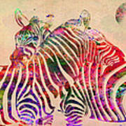 Wild Life 3 Poster by Mark Ashkenazi