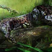 Wildeyes - Panther Poster