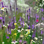Wildflowers Poster