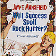Will Success Spoil Rock Hunter, Us Poster