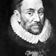 William I (1535-1584) Poster