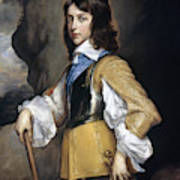 William II (1626-1650) Poster