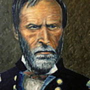 William T. Sherman Poster
