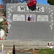 Williams Grave Poster