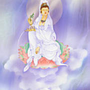 Willow Kuan Yin Poster