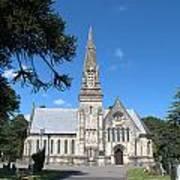 Wimborne Road Cemetery Poster