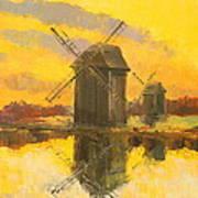 Windmills Poster