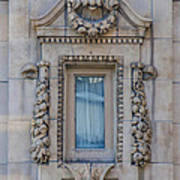 Window Across The Street Poster