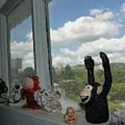 Window Buddies Poster